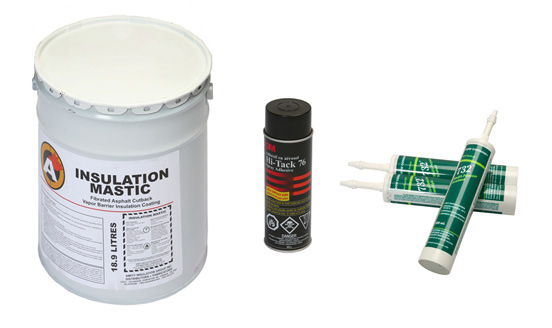 Amity Insulation Adhesives & Tapes