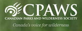 Canadian Parks and Wilderness Society (CPAWS) logo